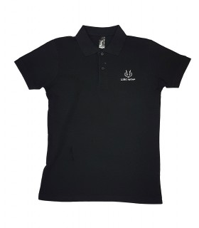Black Classic Fit Polo Shirt