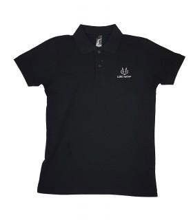 Black Classic Fit Polo Shirt