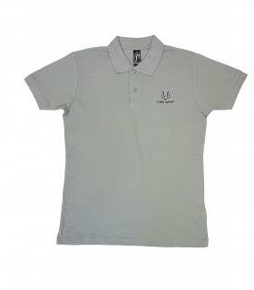 Grey Classic Fit Polo Shirt