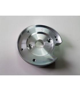 Placa adaptadora rotor START 5. Rotor de Derbi Variant