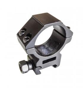 Anilla visor para carril de 20mm