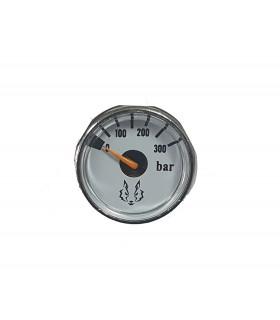 Manómetro de presión online de 300 bar