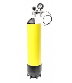Kit de botella de buceo de 12L