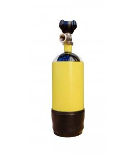 4 liter Scuba bottle at 300 Bars