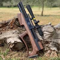 🇪🇸 Foto 📸 que nos manda otro cliente satisfecho. ¡ Nos encanta ! 🇺🇸 a photo from our client . We love it!  #carabinas #pcp #bsa #rifles #airguns #lobo #pellet #bullpup