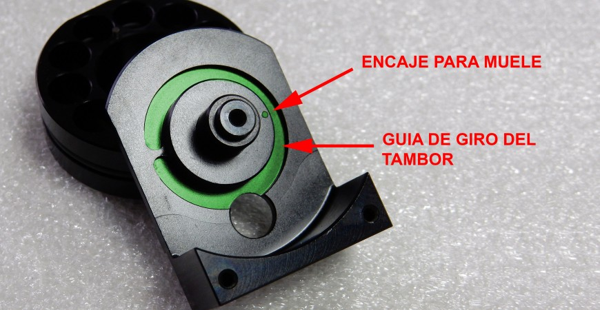 How to adjust LOBO AirGuns Magazine