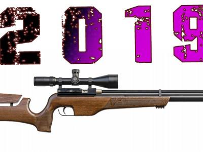 Carabinas PCP 2019