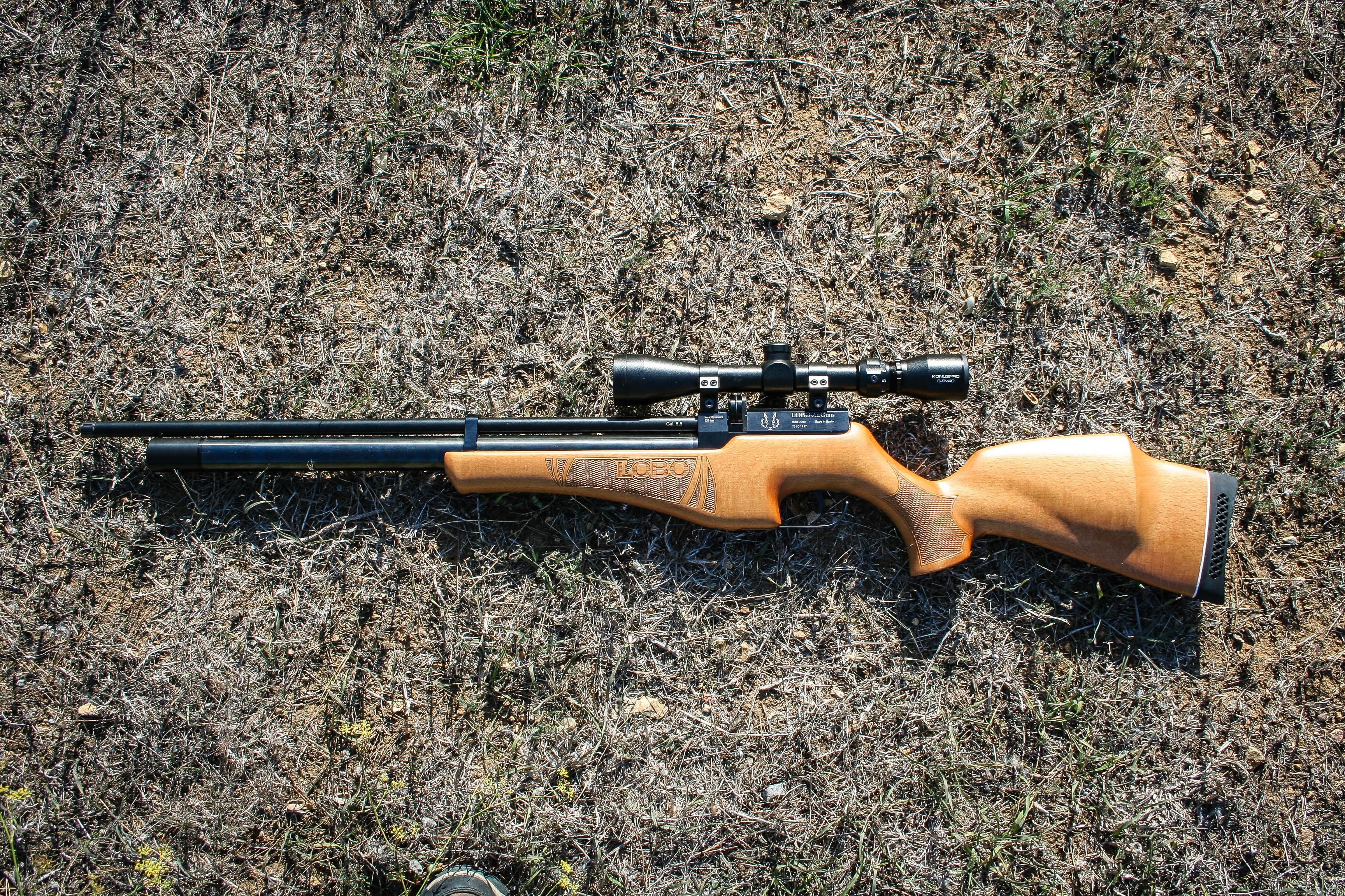 Air Rifle Azor